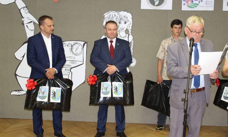 """VII Ogólnopolski Międzyszkolny Konkurs Kulinarny """"Smaki Wsi"""""""
