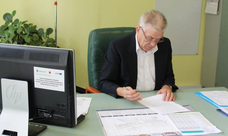 Rozmowa z Jerzym Godlewskim – dyrektorem Szpitala Powiatowego w Kętrzynie