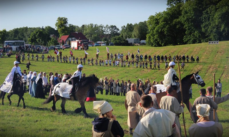 VIII Inscenizacja Bitwy pod Wopławkami