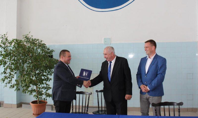 Podpisana umowa na remont pływalni krytej przy ulicy Poznańskiej.