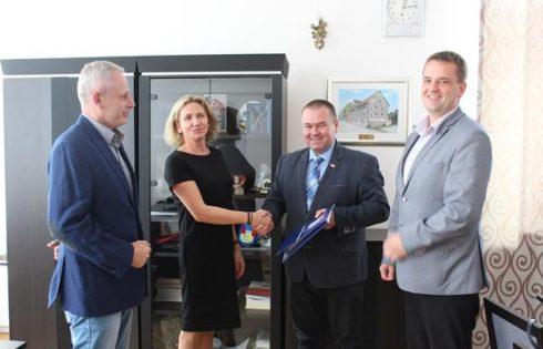 Umowa na rozbiórkę budynków podpisana
