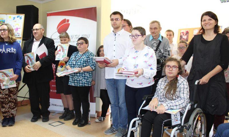 Promocja talentów artystycznych osób niepełnosprawnych