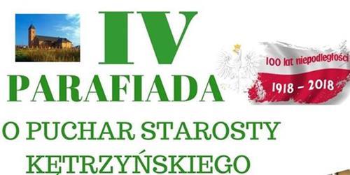IV Parafiada o Puchar Starosty Kętrzyńskiego