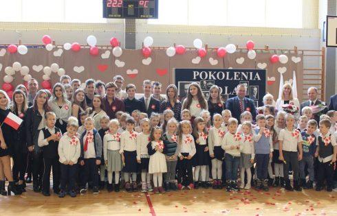 Świętujemy razem 100 lat Niepodległości