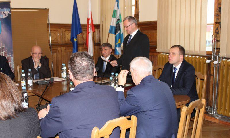 I sesja VI kadencji Rady Powiatu w Kętrzynie