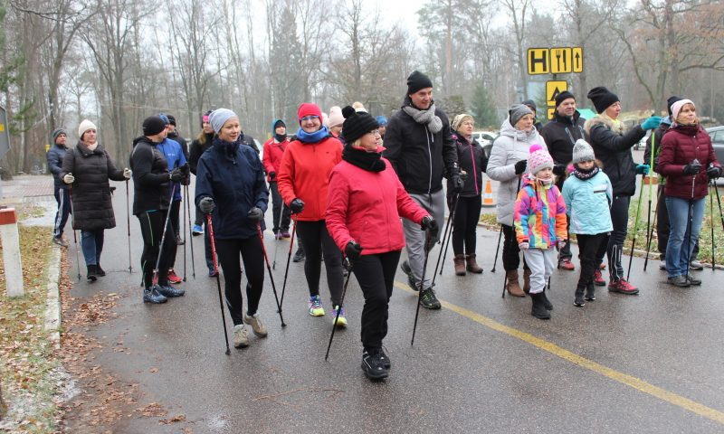Jesienny Otwarty Rajd Nordic Walking za nami