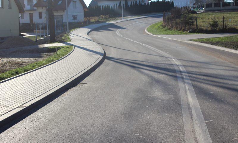 Jutro oficjalne otwarcie przebudowanej drogi powiatowej na ul. Górnej w Kętrzynie