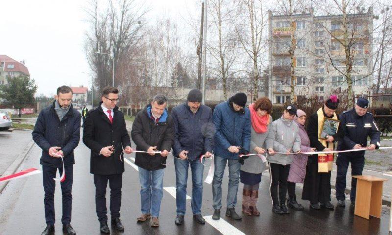 ul. Górna w Kętrzynie już oficjalnie otwarta
