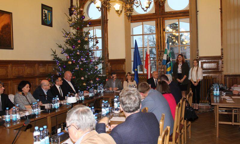 III sesja VI kadencji Rady Powiatu w Kętrzynie