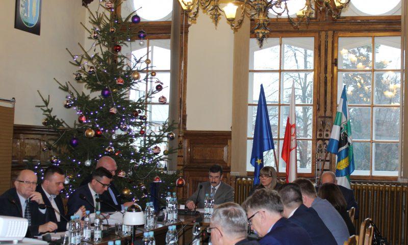 IV sesja VI kadencji Rady Powiatu w Kętrzynie