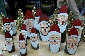 Mikołajkowe warsztaty robienia ozdób świątecznych
