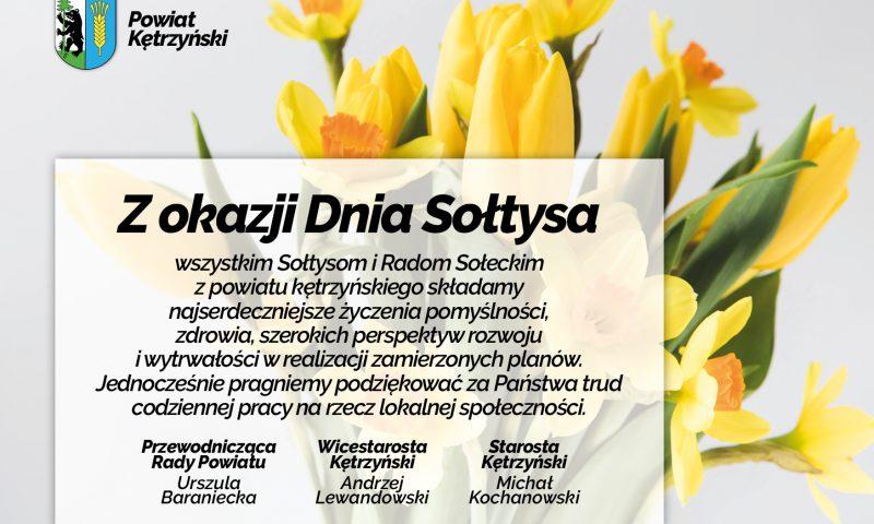 11 Marca- Ogólnopolski Dzień Sołtysa