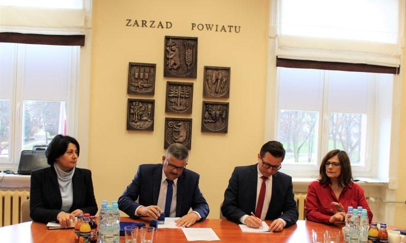 Umowa na kolejną inwestycję podpisana