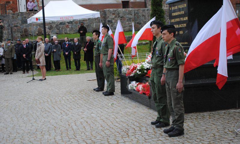 Uroczyste obchody 228. rocznicy uchwalenia Konstytucji 3 Maja