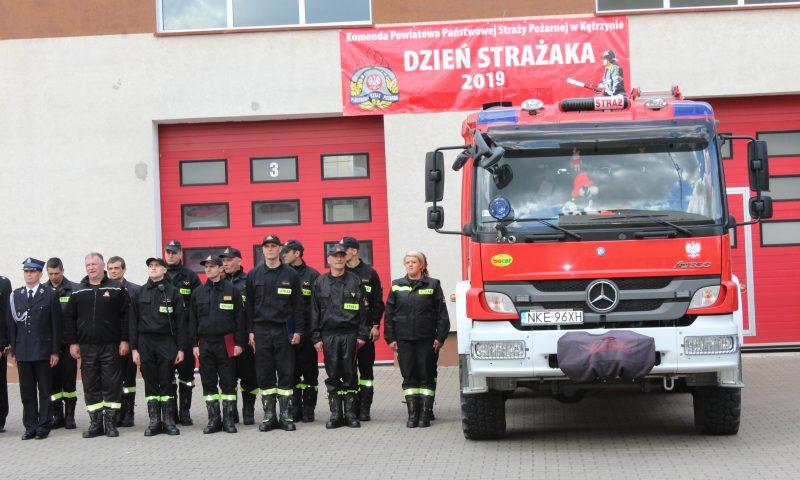 Obchody  Międzynarodowego Dnia Strażaka