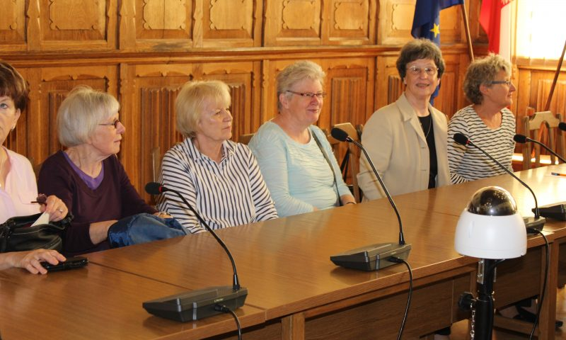 Wizyta Stowarzyszenia Powiatowego Rastenburg
