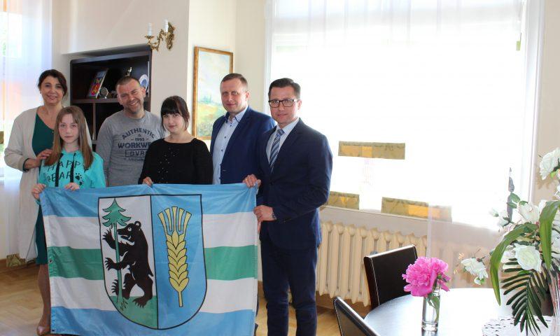 Flaga Powiatu Kętrzyńskiego już niedługo będzie na Biegunie Południowym!