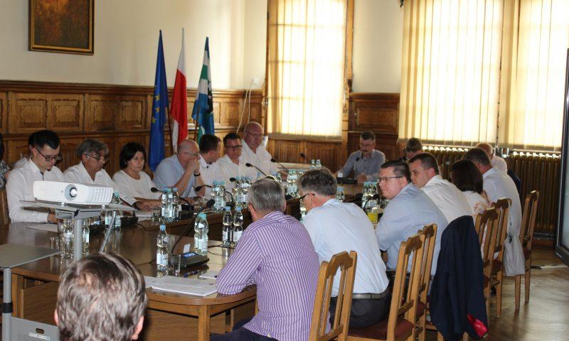 X sesja VI kadencji Rady Powiatu w Kętrzynie
