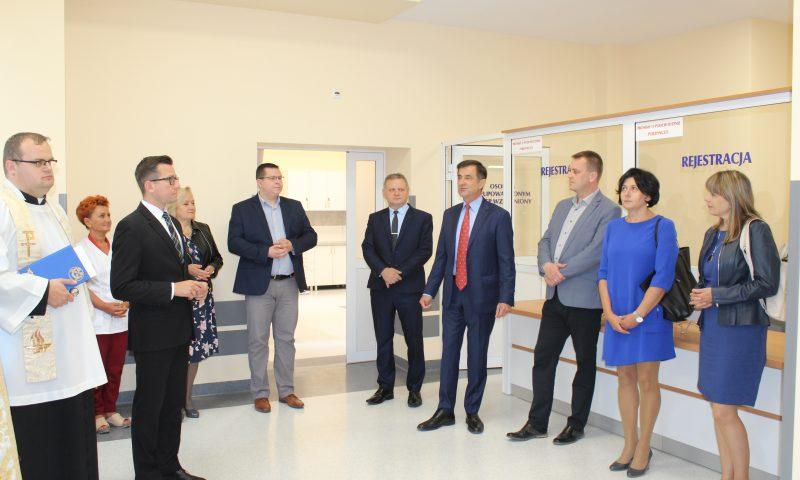 Uroczyste Otwarcie Izby Przyjęć Szpitala Powiatowego w Kętrzynie
