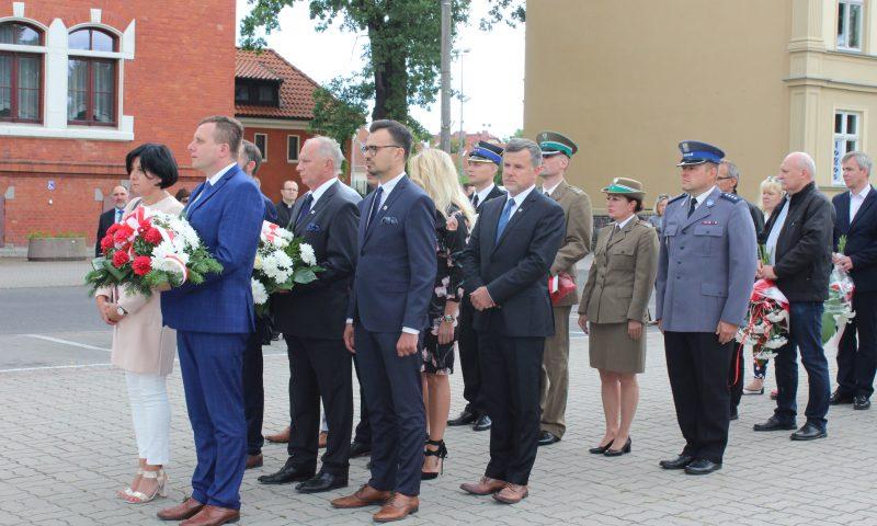 Uroczyste obchody 181 rocznicy urodzin Wojciecha Kętrzyńskiego