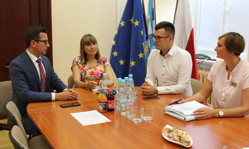 """Spotkanie nt. """" Zarządzanie oświatą w samorządach II etap"""""""