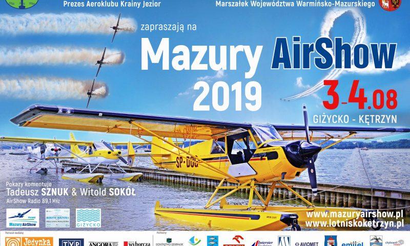 Mazury AirShow 2019