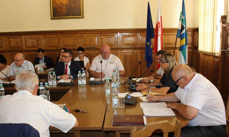 Trwa XII sesja Rady Powiatu w Kętrzynie