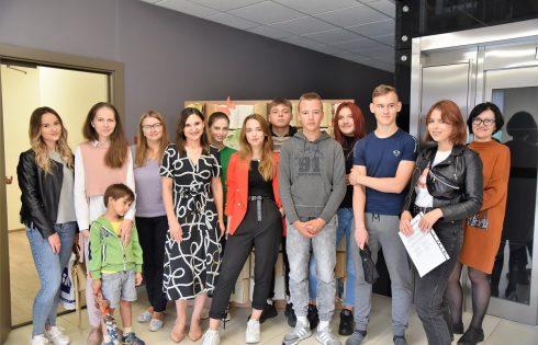 Powiat Kętrzyński oczami młodzieży z Solecznik