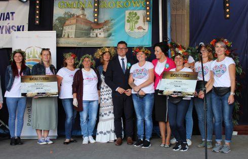 Powiatowo – Gminne Dożynki w Srokowie