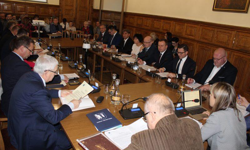 XVI sesja VI kadencji Rady Powiatu w Kętrzynie