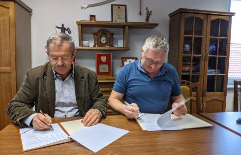 Porozumienie z Cechem Rzemiosł Różnych w Kętrzynie podpisane