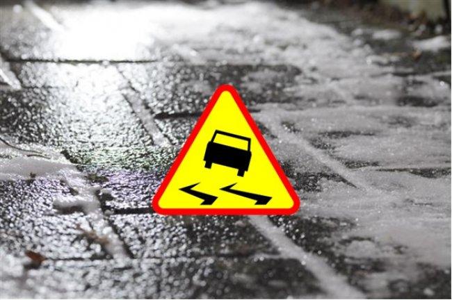 IMGW ostrzega! Marznące opady w dn. 04.12.2019 r.
