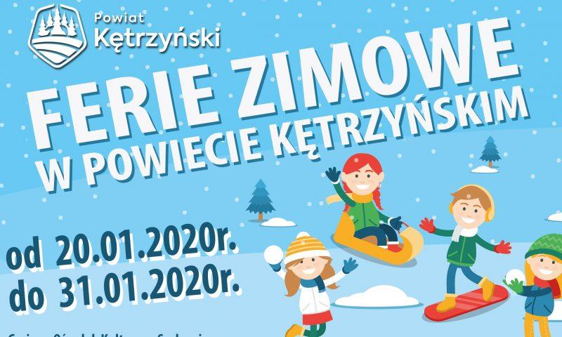 Ferie zimowe w Powiecie Kętrzyńskim
