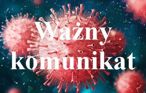 Ważny komunikat dotyczący funkcjonowania jednostek organizacyjnych podległych powiatowi kętrzyńskiemu