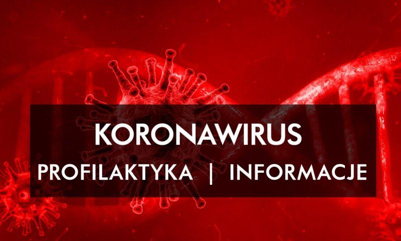Koronawirus – informacja dla seniorów