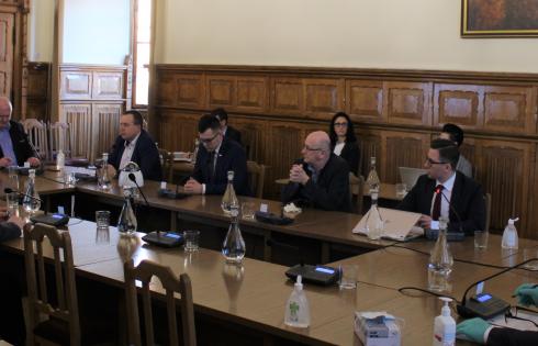 XXI sesja nadzwyczajna Rady Powiatu w Kętrzynie