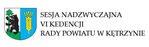 Informacja o sesji nadzwyczajnej VI kadencji Rady Powiatu w Kętrzynie