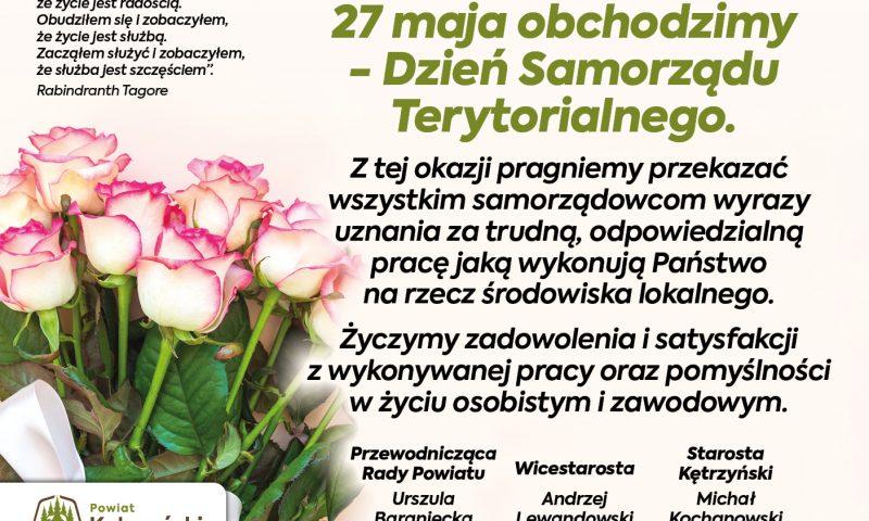 2️7 maja 2️020 r. – Dzień Samorządu Terytorialnego