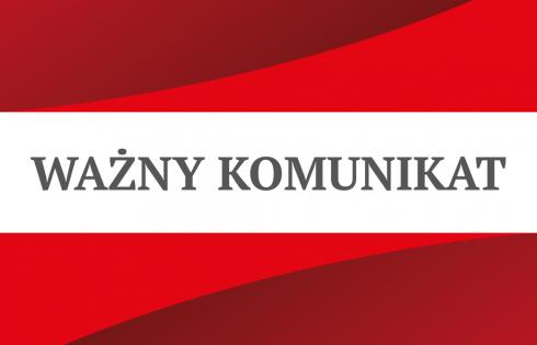 Komunikat w sprawie naboru do klas pierwszych szkół ponadpodstawowych  prowadzonych przez Powiat Kętrzyński na rok 2020/2021