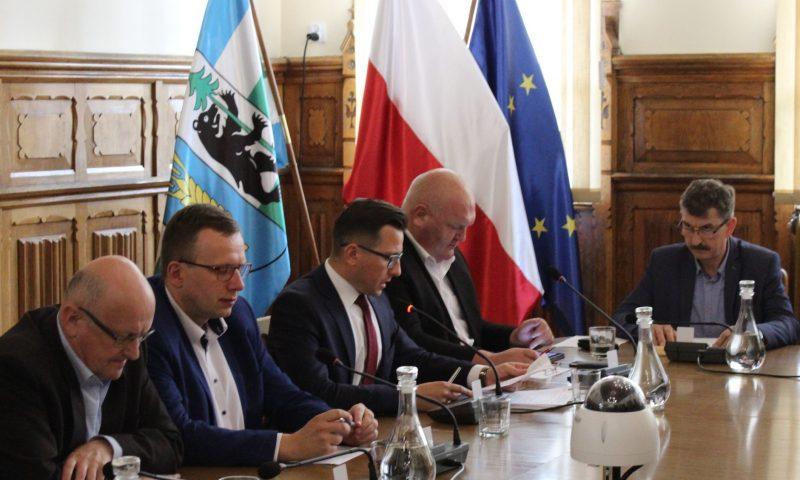XXIV sesja VI kadencji Rady Powiatu w Kętrzynie