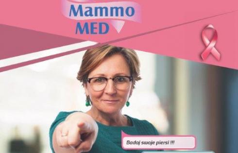 Zaproszenie na badanie mammograficzne