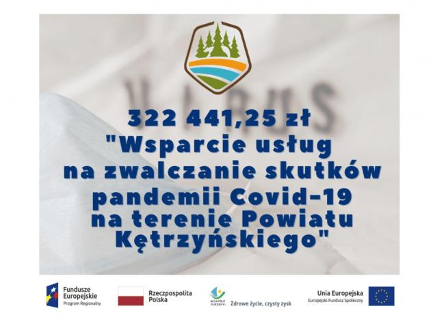 Dodatkowe wsparcie samorządu województwa Warmińsko-Mazurskiego dla powiatu kętrzyńskiego