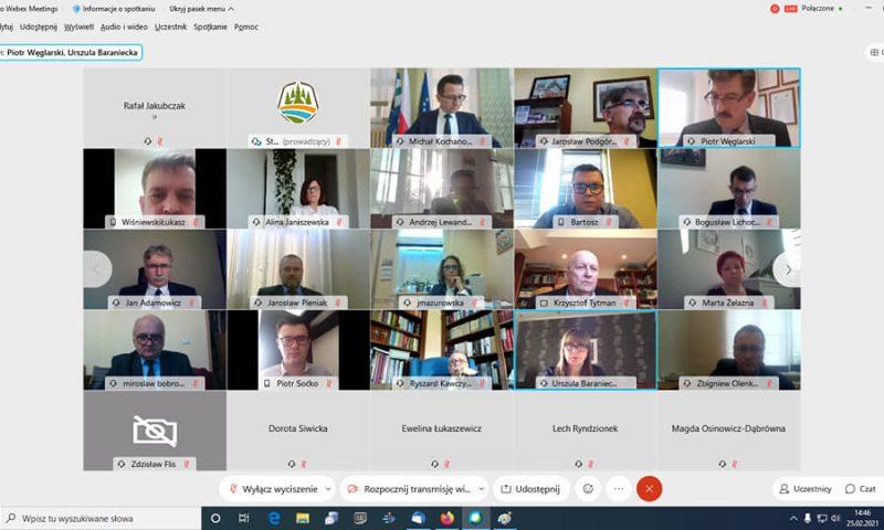 XXXII Sesja Rady Powiatu w Kętrzynie
