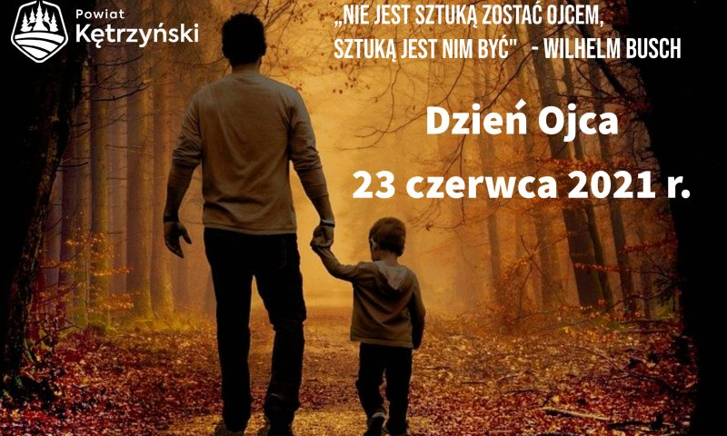 Życzenia z okazji Dnia Ojca
