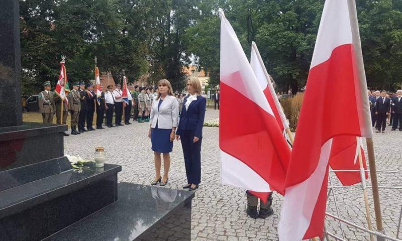 Uroczystości związane z 77. rocznicą wybuchu Powstania Warszawskiego
