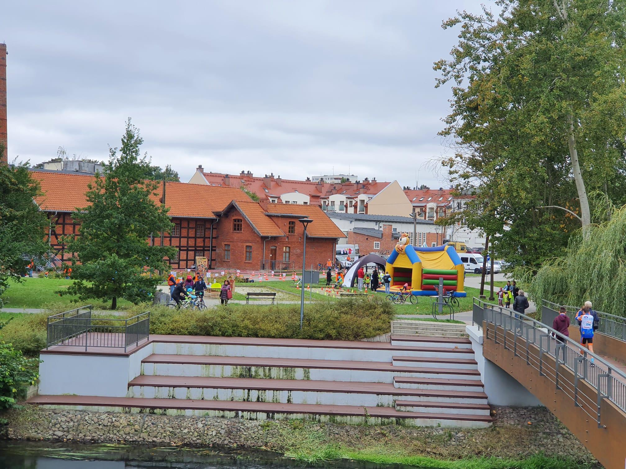 Piknik Edukacyjny LOVE ROWER w Olsztynie