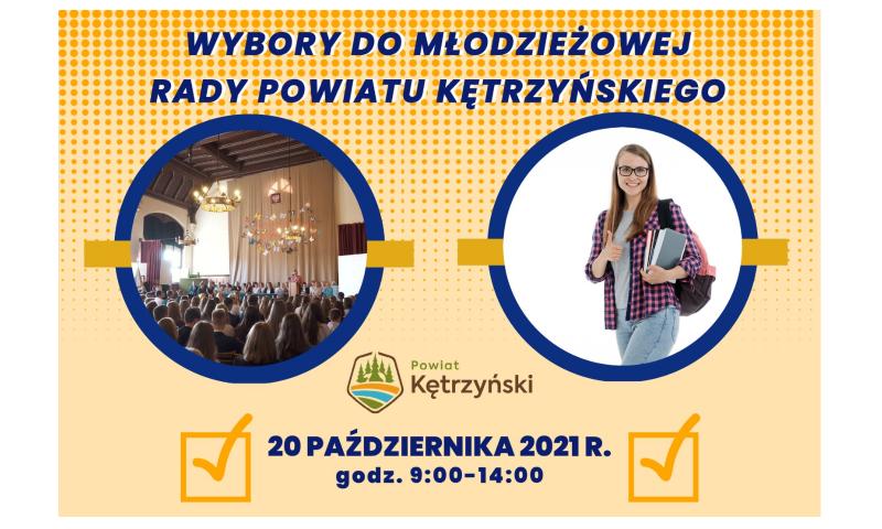 Wybory do Młodzieżowej Rady Powiatu Kętrzyńskiego