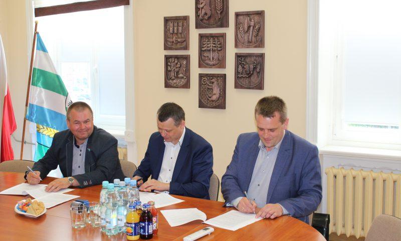 Przebudowa drogi powiatowej nr 1581N Dzietrzychowo – Drogosze – Kiemławki Wielkie
