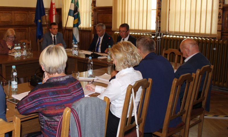LXIX sesja Rady Powiatu w Kętrzynie