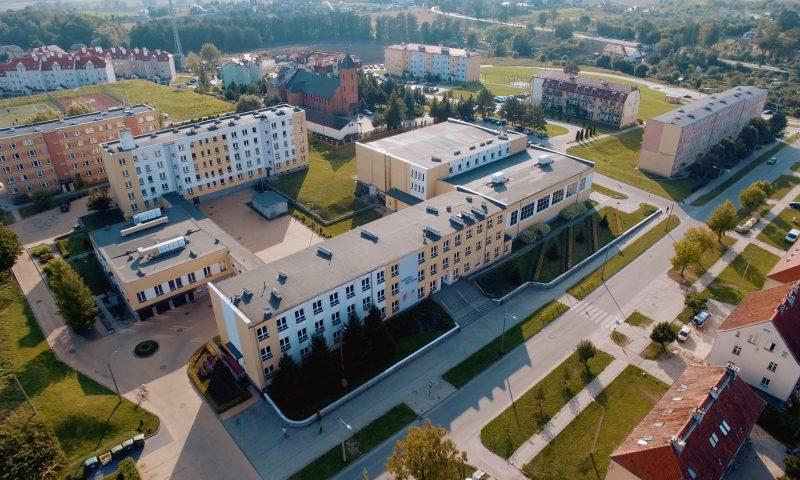Już są efekty prac remontowych w PCSTiR w Kętrzynie